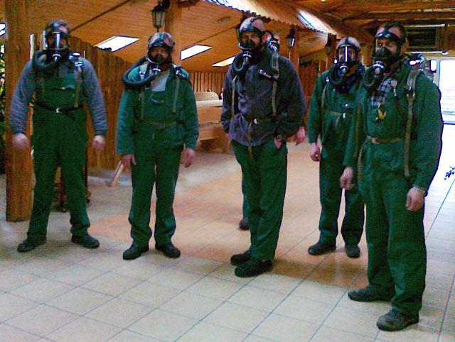 szkolenie ochrona dróg oddechowych