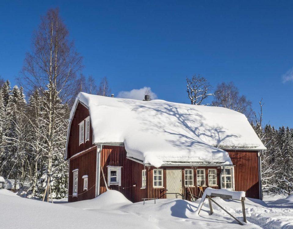 Jak zabezpieczyć dom przed zimą?